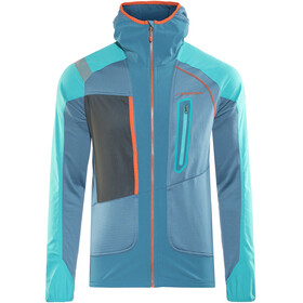 La Sportiva Foehn Jacket Men blue/turquoise